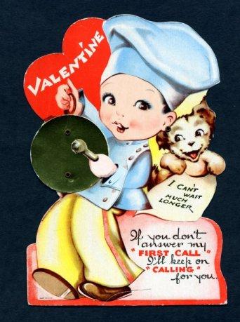Valentine Chef